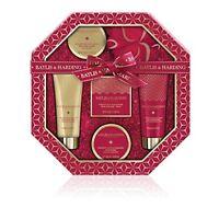 Baylis  Harding Midnight Fig and Pomegranate Hexagonal Gift Set