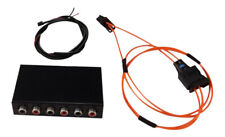 Für Audi MMI 2G Systeme Audio 6x Out Interface Aftermarket Verstärker MOST Bus