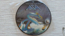 """Asia - Only Time Will Tell (Rare) Mint 7"""" Picture Disc"""