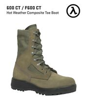 BELLEVILLE 600 CT HOT WEATHER COMPOSITE TOE BOOTS * ALL SIZES - SALE