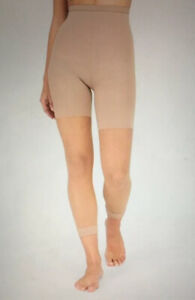Spanx Love Your Assests High Waisted Footless Capri NWT  Beige Size 6 F 2X New