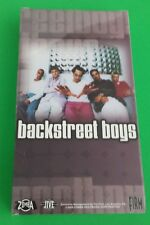 BACKSTREET BOYS For the Fans Live Performances Behind Scenes Footage NEW VHS