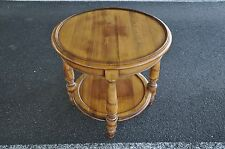Baker Milling Road Made In Italy End Table