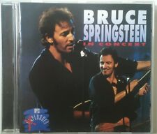 Bruce Springsteen    In Concert MTV plugged Live   CD  Europa