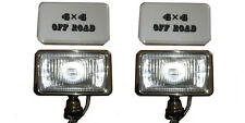 Opel SUV 4X4 Jeeps Chrome Stainless Steel Spot lamps fog Lamp A Bar Roll Bar