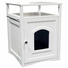 Cat Litter Box Cover / Bathroom Space Saver / Night Stand / Side Table
