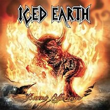 Burnt Offerings Iced Earth 2 CD SET