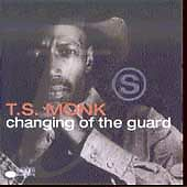 T.S. Monk - Changing of the Guard (CD, Sep-1993, Blue Note (Label))