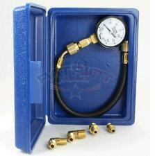 "Yellow Jacket 78020 Oil Pressure Test Kit Gauge Reads 30"" 0-150 lb 12"" Hose"