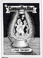 Garbage Pail Kids sketch original concept art Jay Lynch Lava Levi Retro Pedro