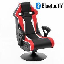 SPECTER Soundchair Bluetooth Gaming Chair Gamer Rocker Soundsessel Musiksessel