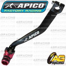 Apico schwarz rot Elite gear pedal lever Schalthebel für Montesa 4RT 250 2008
