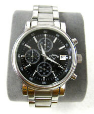 Men's Callaway Golf CY2019 Stainless Black Dial Chronograph Date Watch