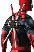Deadpool Weapons Swords Knives Dead Pool Costume Accessory  Weapon Kit - Fast -