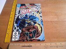 Detective Comics Batman 527 Vf/Nm 1980s Bronze age High Grade