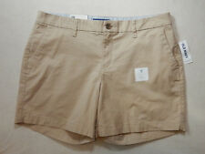 NEW Old Navy Womens Everyday Khaki Pink Grey Green Navy Shorts 2 4 6 8 10 14 16