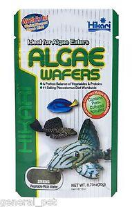 Hikari Algae Wafers .70oz