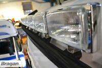 Pour Daf Xf 106 2013 + Espace Cab Camion Noir Toit Barre Lumineuse + Leds +