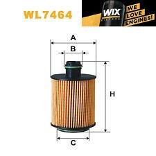 1x Wix Oil Filter WL7464