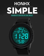 LED Digital Quartz SKMEI Fashion Watch Military Sport Men Wristwatch Hot