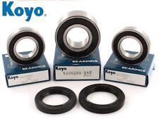 BMW S1000rr 2010 - 2013 Rear Wheel Bearings & Seals Kit