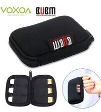 6 X USB Flash Drives BUBM Portable Carrying Organizer Case Storage Pouch Bag