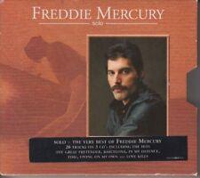 Freddy Mercury Solo - The Very Best 2 CD Set Montserrat Caballé + Bonus CD 2000