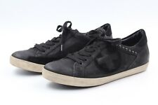 KENNEL & SCHMENGER Sneaker im Used Look Gr. 37 Schwarz Leder ++ Kaum getragen