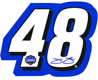 NASCAR #48 Jimmie Johnson Jumbo Number Decal-NASCAR Large Sticker-NEW for 2016!