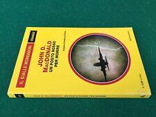 GIALLO MONDADORI Classici 1331 (2013) John MacDONALD - UN POSTO ROSSO PER MORIRE