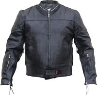 German Wear, Lederjacke Motorradjacke Rockerjacke Chopper Touring Cruiser jacke