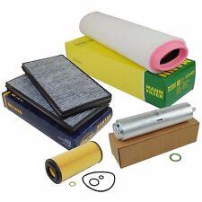 Inspektionspaket Filtersatz Filterkit BMW 5er E60 E61 525d 530d
