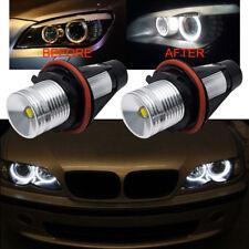 LED Angel Eyes Yeux Lumière Lampe BMW E39 E60 E61 E64 E66 E53 E83 87 7000k Blanc