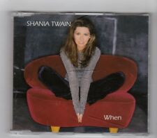 (IN52) Shania Twain, When - 1998 CD