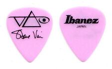 Steve Vai Pink Signature Hieroglyph Ibanez Japan Guitar Pick - 2003 Tour