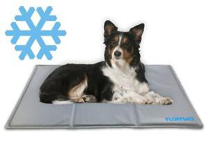 FLUFFINO® Kühlmatte - Selbstkühlend in Grau