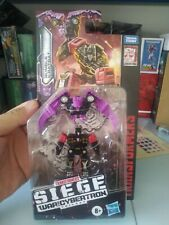 New Transformers War For Cybertron Siege Rumble & Ratbat in stock