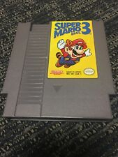Super Mario Bros. 3 NES Nintendo - Non Working