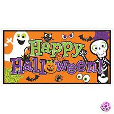 Cute Design Halloween Banner Photo Backdrop Party Decoration 1.65m x 85cm
