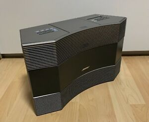 Bose Acoustic Wave II Stereoanlage CD MP3 RDS Bluetooth FB !12/220 Volt! Top !