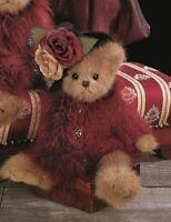 "VIRGINIA FOXWORTH 12"" Bear Bearington Collection $29.99 New 2005 #1600 w/tags"