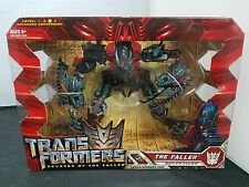 Transformers Movie Revenge of the Fallen Voyager Class The Fallen Decepticon NEW