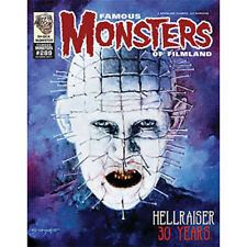 Famous Monsters of Filmland Issue #289 October 2017 Annual Pinhead Cover VF-NM