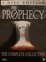 The Prophecy  5 Disc Edition  The Complete  Collection  Rare