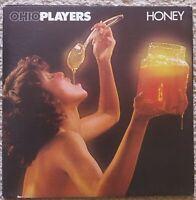 "OHIO PLAYERS ""Honey"" 1975 LP Mercury – SRM-1-1038 Gatefold First Pressing VG+"