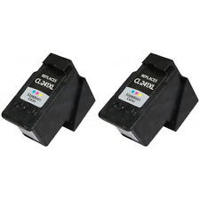 2 Pack for Canon 5208B001 CL-241XL Ink PIXMA MG2120 MG3120