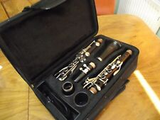Boosey&Hawkes Vintage Edgware Bb Clarinet professionally refurbished