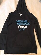 Carolina Panthers NEW NFL Womens  Size M Hooded Sweatshirt Jacket