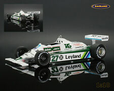 Williams fw07b British GP 1980 f1 World Champion alan jones, Spark Model 1/18th