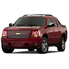 Chevrolet Avalanche 07-13 CHS Multi-Color WIFI LED Headlight Halo Ring Kit